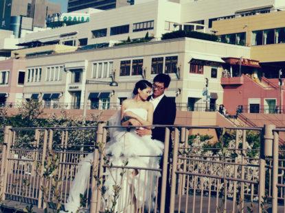 Hochzeitspaar - Japanische Hochzeiten
