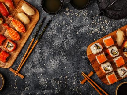 Sushi-Sets