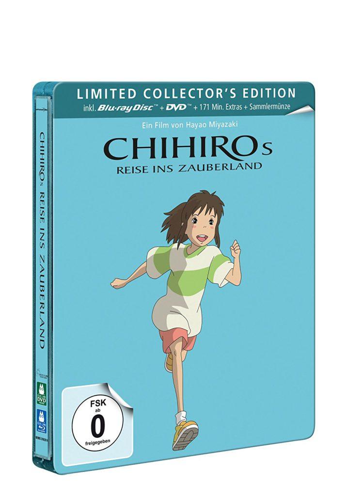 Cover Chihiros Reise ins Zauberland