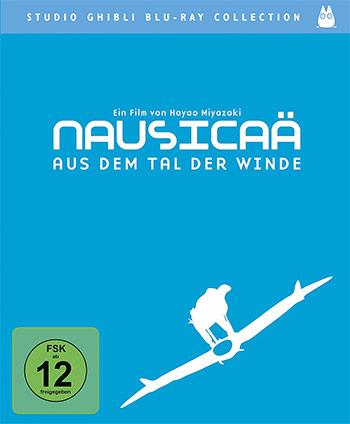 Cover Nausicaä aus dem Tal der Winde
