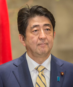 ABE Shinzô