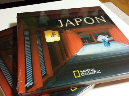 """""""Japan"""". Auch in französischer Übersetzung erhältlich."""