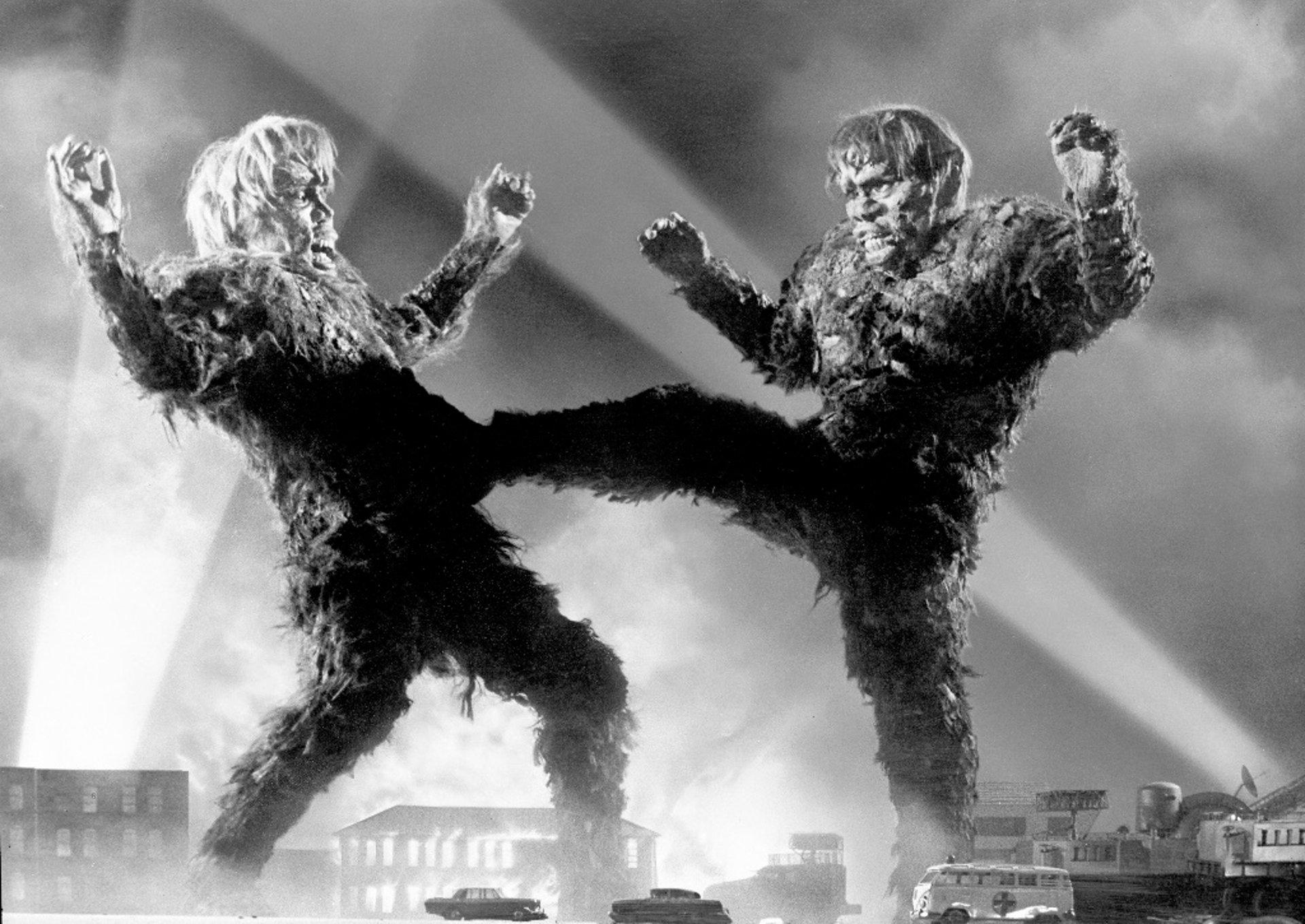 Frankenstein Zweikampf Der Giganten Stream