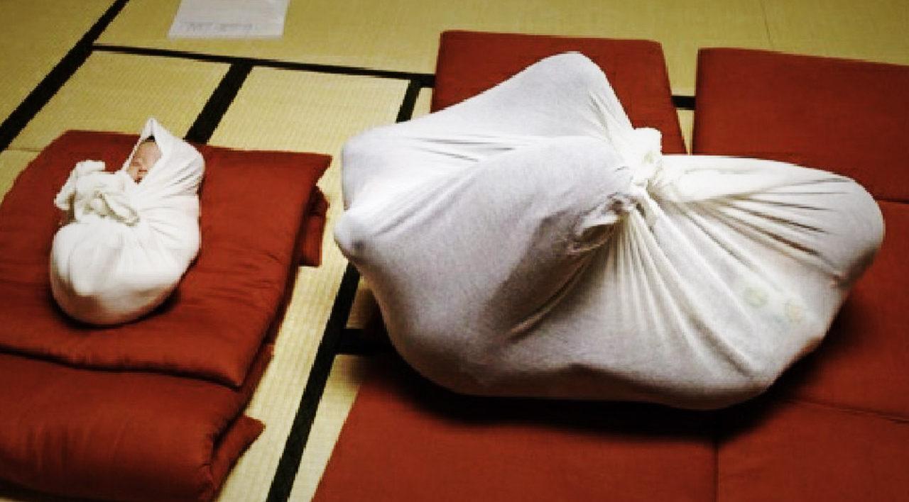 Otonamaki - Therapie durch einwickeln